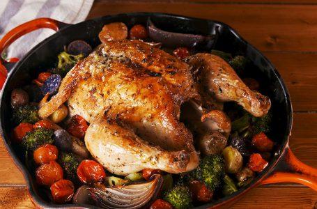 Ditch Junk Food & Go Healthy