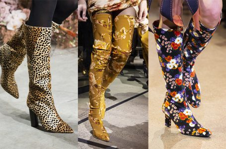 Top Shoe Trends This Fall