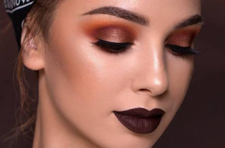 Shades of Fall Makeup