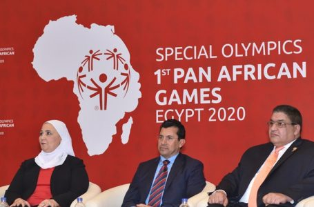 "<span class=""entry-title-primary"">Egypt hosts the 1st Special Olympics Pan-African Games</span> <span style=""    display: none;""> - </span><span class=""entry-subtitle"">More than 40 countries and around 800 players are participating in the sports event. </span>"
