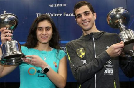 "<span class=""entry-title-primary"">Egyptians Nour El Sherbini & Ali Farag Win the Windy City Open</span> <span style=""    display: none;""> - </span><span class=""entry-subtitle"">In an all-Egyptian women's final, Nour beat Raneem El Welily. </span>"