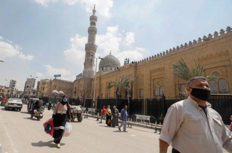 Partial Lockdown  Continues During Ramadan