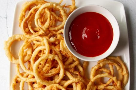 It Is the National Onion Rings Day…Yummy!