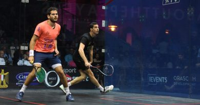 The 9th edition of the El Gouna International Squash Open will kick off soon…