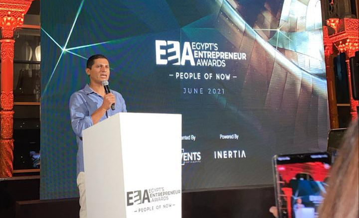 I EVENTS launches Egypt's Entrepreneur Awards EEA, honoring the most prominent entrepreneurs in various business and industry pioneers in Egypt.