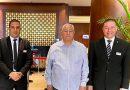 His Excellency Mr. Adly Mansour – Former President of Egypt – Enjoys a Splendid Stay at Steigenberger Hotel El Lessan!