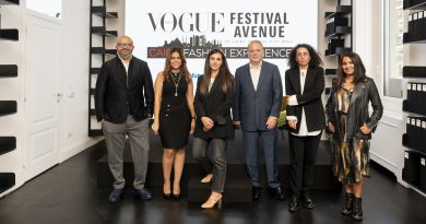 Cairo Festival City Mall & Vogue Italia Ink Partnership to Support Emerging Fashion Talents in Egypt